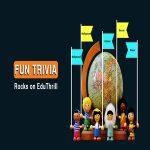 Fun Trivia Rocks on Eduthrill