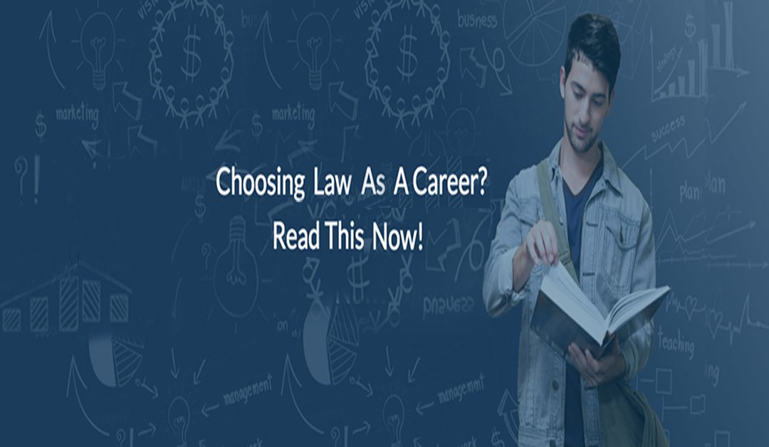 Are You Thinking of Pursuing A Career in Law? Important Things To Know First