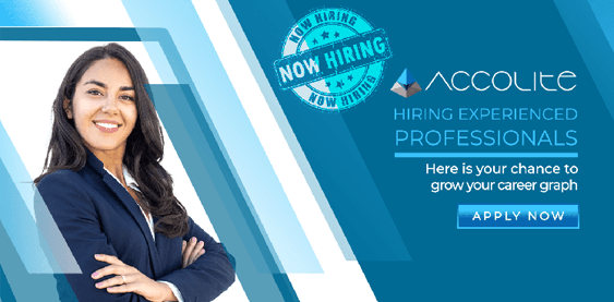 Accolite Hiring Experienced Professionals