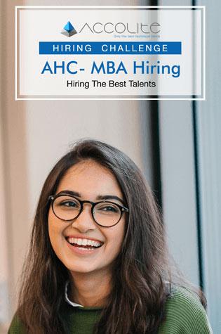 AHC 6 MBA