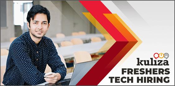 Kuliza Tech Fresher Hiring