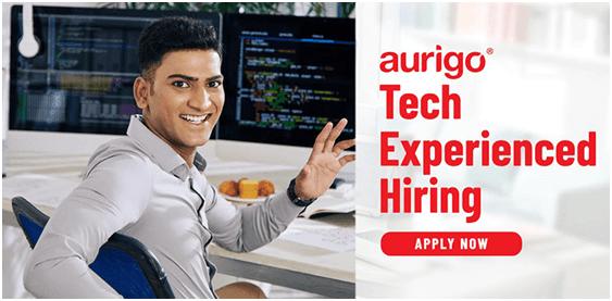 Aurigo Tech Experienced Hiring