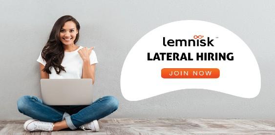 Lemnisk Lateral Hiring
